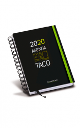 Agenda Taco.Sgdo.Corazon 2020 (Verde)