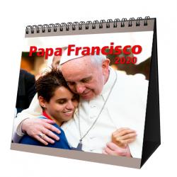Calendario Mesa 2020 Papa...