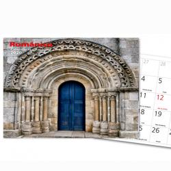 Calendario Pared 2020 Románico