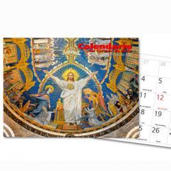Calendario 2020 Sagrado Corazón de Jesús