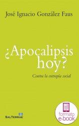 ¿Apocalipsis hoy? (Ebook)