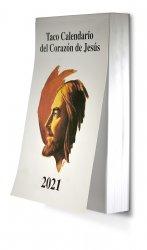 Taco Calendario del Corazón de Jesús 2021 - Clásico con imán