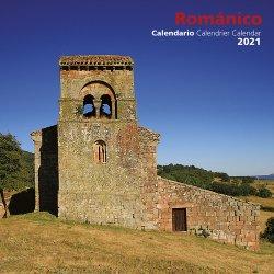 """Calendario """"Románico"""" 2021 (de pared)"""
