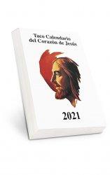 Taco Calendario del Corazón de Jesús 2021 - Pared con imán