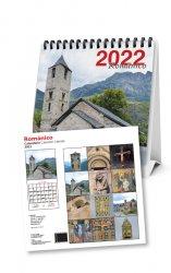 Calendario Mesa Románico 2022