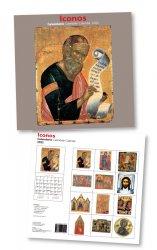Calendario Pared Iconos 2022