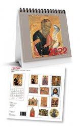 Calendario Mesa Iconos 2022