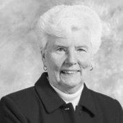 Hermana Janet Schaeffler, OP